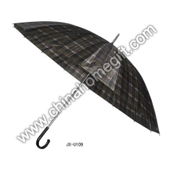 Mens' Cool Straight Umbrella