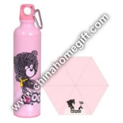 Water Bottle ABS Plastic Umbrella
