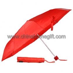 Aluminium Alloy 3 Folding Umbrella