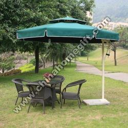 Octagon Garden Umbrella