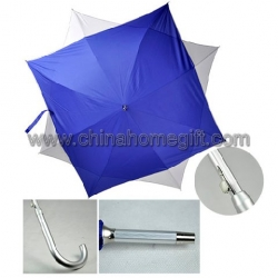 Double Layer Square Umbrella
