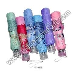Flower Pattern Umbrella