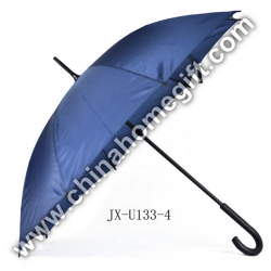 manual open straight umbrella