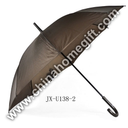 70cm*8k auto open straight umbrella