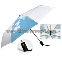 auto open & close folding umbrella