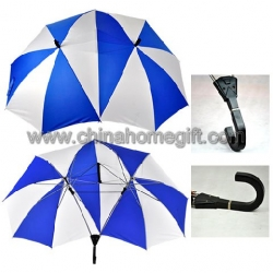 Auto Open Lovers Umbrella