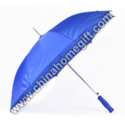 Auto open straight umbrella  EVA handle