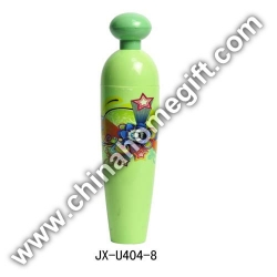 19*6k 5 Sections Perfume Bottle Umbrella