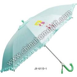 Cartoon Kids Umbrella