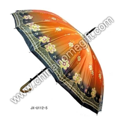 Colorful Rain Umbrella Supplier
