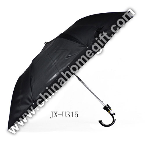 Auto open 2 sections umbrella
