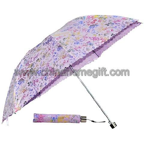 Purple Umbrella Edge Waves
