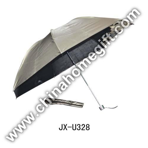 Brown Double-Umbrella