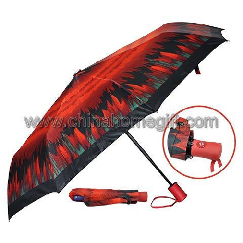 Rubber Painting Umbrella