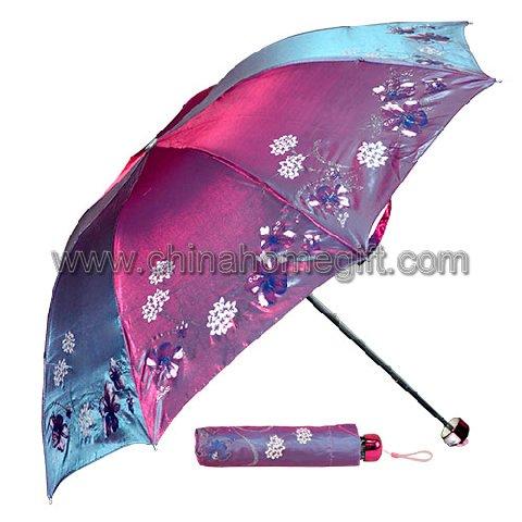 Color Gradient Umbrella