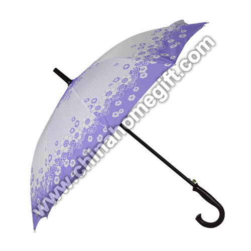10 Pieces Flower Straight Umbrella