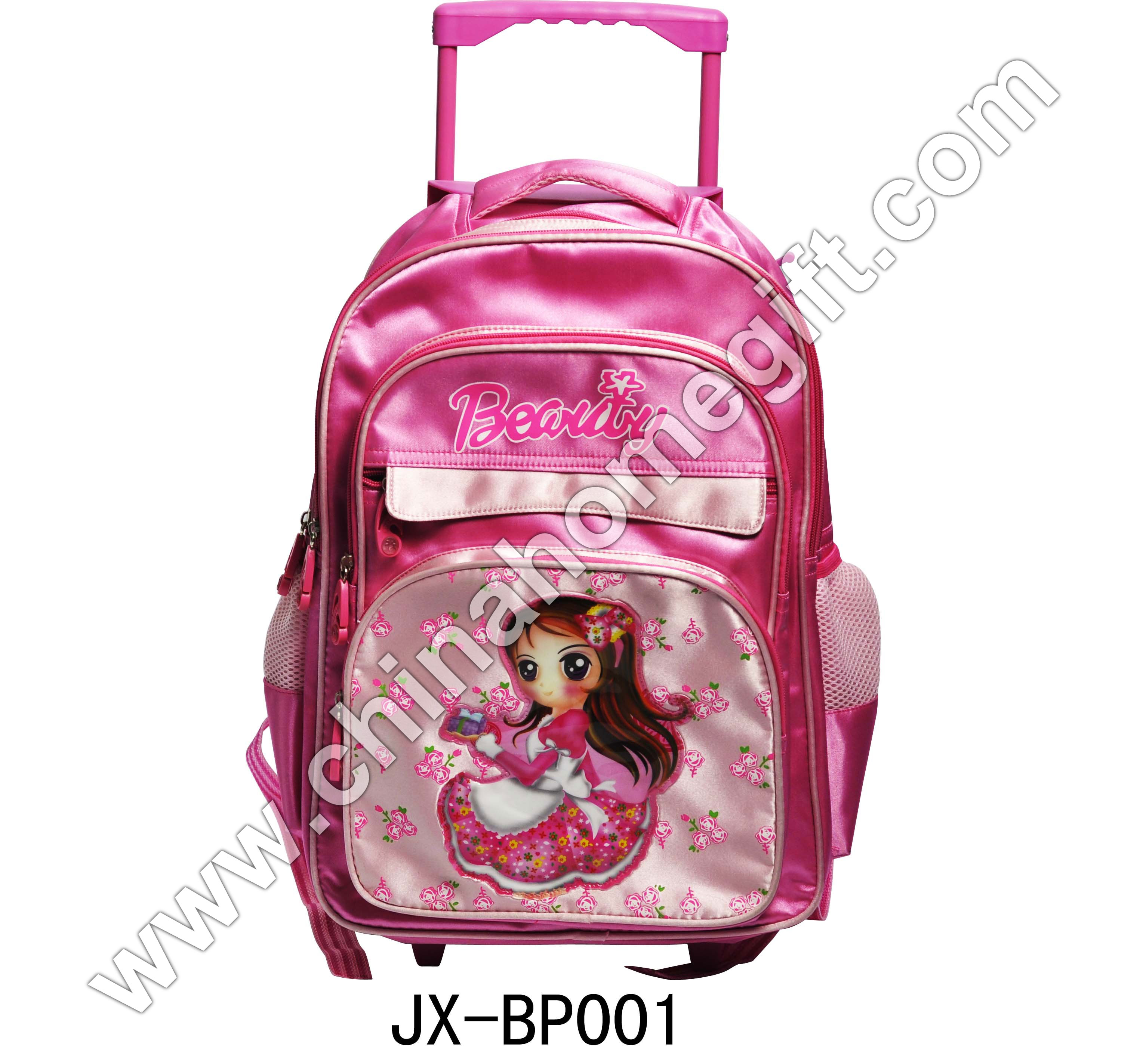 Product Images: Girls Trolley School Backpack