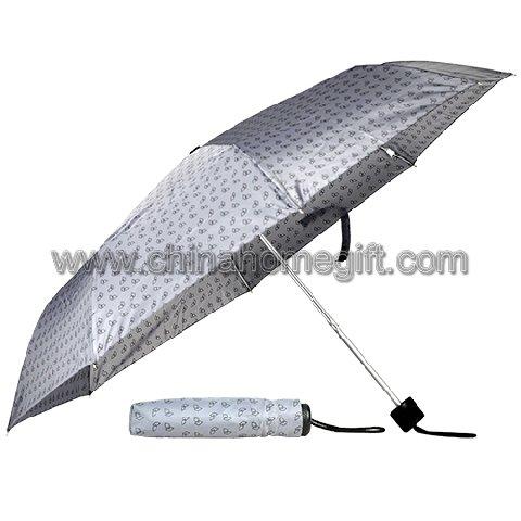 Aluminium Alloy Folding Umbrella