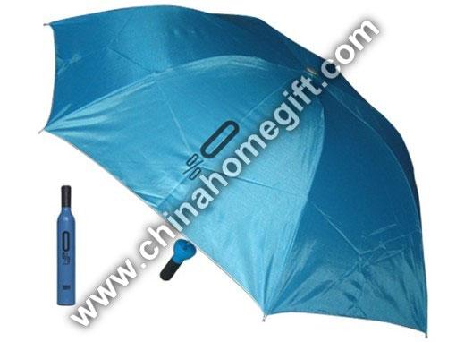 Blue Gift Umbrella