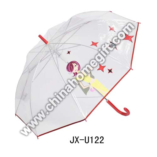 Ladies' Straight Rain Umbrella