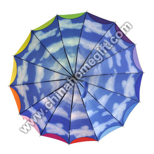 Double Layer Sky Umbrella