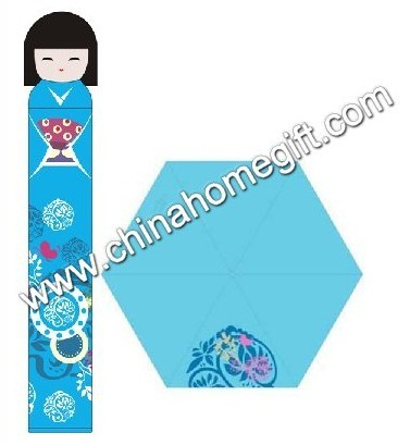 Promotion Japanese girl Umbrella