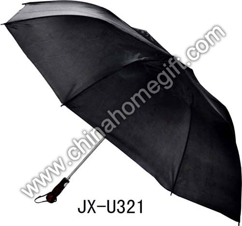 Black Golf Rain Umbrella
