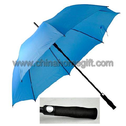Windproof golf umbrella