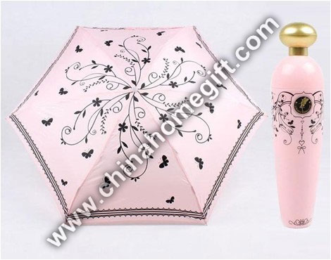 Popular Perfume Bottle Umbrella