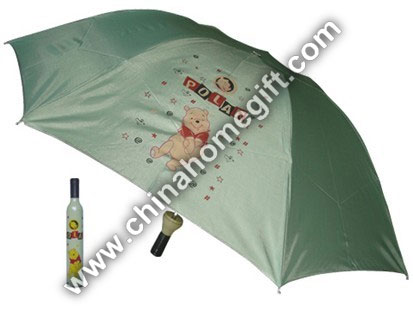 Fashion Bottle Umbrella