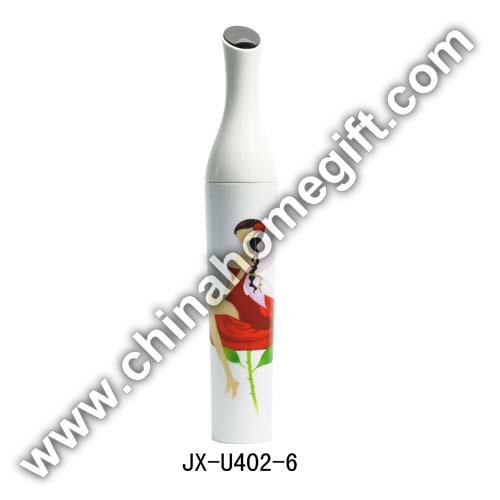 3 Sections Zinc Coated Shaft Vase Umbrella