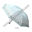 White Flower Umbrella