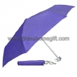 Manual Open Purple Umbrella