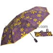 Auto open and close 3 folding umbrella