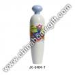 19*6k 5 Sections Perfume ABS Plastic Bottle Umbrella