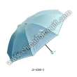 Blue Lace Umbrella
