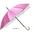 55cm*16K Auto Open Straight Umbrella
