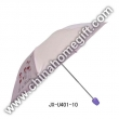 21*6k 3 Sections Rose Umbrella