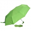 Green Umbrella with Three Folding