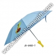 ABS Plastic Vase Umbrella